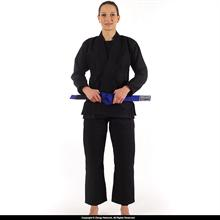 93 Brand Standard Issue Women's Black BJJ Gi